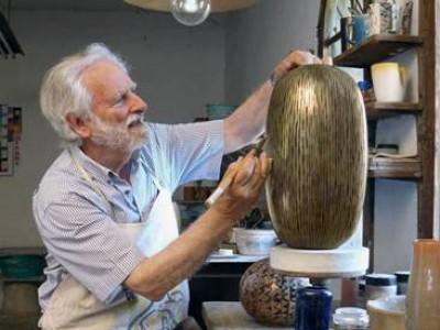 Exposició ceramista Jordi Serra