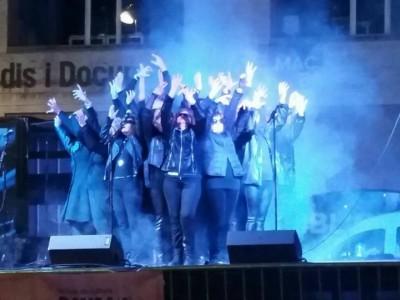 Concert del Kor Raval Evolution