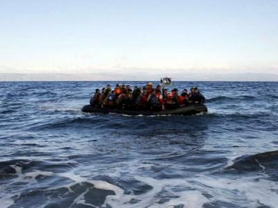 'Lampedusa, un mar en flames'