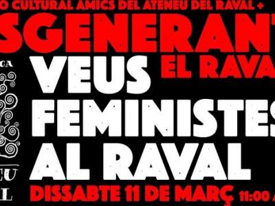 Veus Feministes al Raval