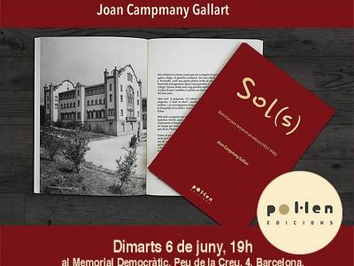 Presentació del llibre Sol(s)