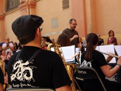 La Raval's Band, a les Festes de la Mercè