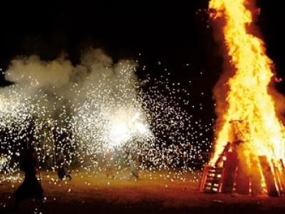Festa del Foc i Revetlla a la Plaça dels Àngels