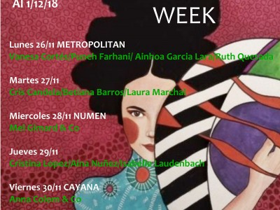 'Flamenco Women Week'