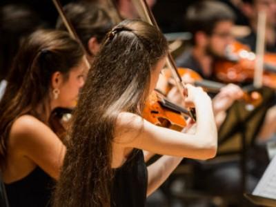 Concert Orquestra Simfònica Conservatori del Liceu