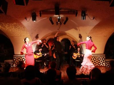 'Flamenco de Tablao'