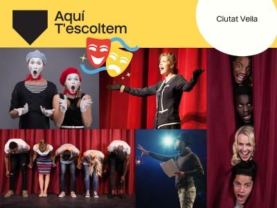 Taller de Teatre, Impro i Clown