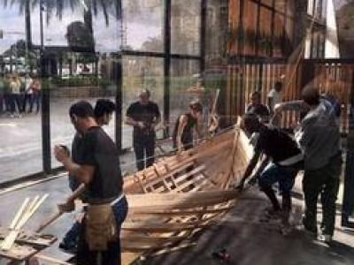 Exposició 'Teixint cultures'