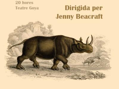 Lectura dramatitzada: 'Rinoceront'