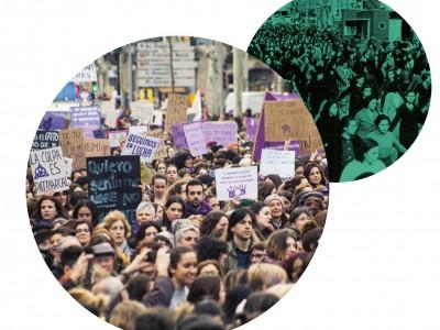'El moviment feminista durant la transició democràtica'