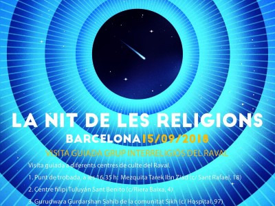 La Nit de les Religions 2018