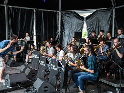 Concert de la Young Effervescence Big Band